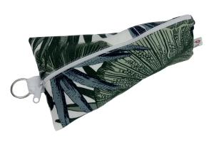 Humbug-Tasche ♥ Südsee ♥ aus floralem Baumwollstoff ☆ Universaltasche passend zum Turnbeutel  ☆ Versand kostenlos innerhalb DE - Handarbeit kaufen