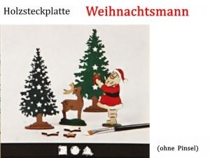 Holzsteck-Deko Motiv  - Handarbeit kaufen