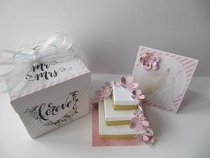 Hochzeits- Box Gastgeschenk