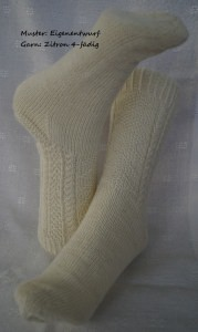 Trachtensocken, Socken, Größe 40