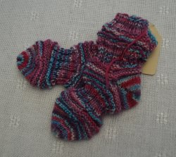 Babysocken, Kindersocken, Mojosocken 3-6 Monate