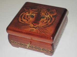 Schmuckkästchen Holzschatulle Holzkiste Schatulle Holzkästchen Box Holzbox Holz - Handarbeit kaufen
