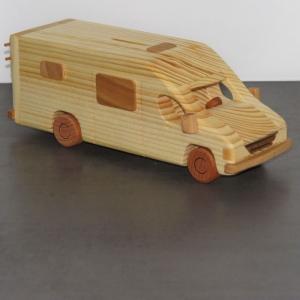Wohnmobil Reisemobil Kastenwagen Camper Spardose Camping Wohnwagen Modellauto WOMO