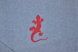 SOMMERLEICHTER Denim Baby Ring Sling Tragetuch Carrier 160-250x70 Jeansblau