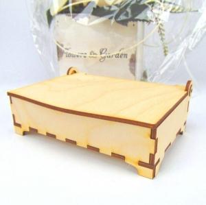 Geschenk Schatzkiste, aus Holz  für Schmuck Perlen Knöpfe Schatulle,  - Handarbeit kaufen