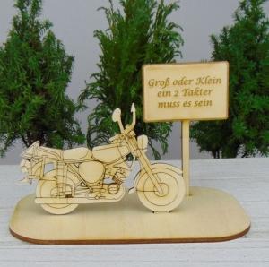 Geld- Gutschein Geschenk ★ Moped Groß oder Klein ein 2 Takter muss es sein ★ Zum 16. Geburtstag, zum Führerschein oder Weihnachten auch personalisiert  - Handarbeit kaufen