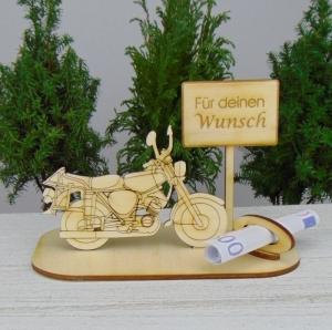 Geldgeschenk Führerschein ★ Moped Für deinen Wunsch ★ Für Männer zum Führerschein, Geburtstag, Vatertag, Weihnachten auch Personalisiert möglich - Handarbeit kaufen