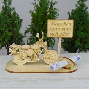 Geld - Gutscheingeschenk ★Moped Wünschen kann man sich alles ★ Geburtstag für Männer, zum 16. Geburtstag, Führerschein Geschenk - Handarbeit kaufen