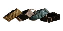 Hundehalsband Strass Größe XL Breite 30mm verschiedene Farben