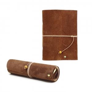 Lederbuch Tagebuch Notizbuch - Travel Memory Bamby A5 - 100 Seiten - Vickys World - Kostenloser Versand (Kopie id: 100199124) (Kopie id: 100219019)