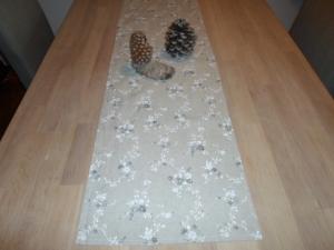 Tischläufer *Roma Antica* Baumwolle 138x36 cm von friess-design  - Handarbeit kaufen
