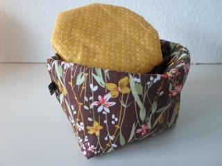 Eierkörbchen/ Eierwärmer  *Autunno*  mit Deckel nach Wahl von friess-design  - Handarbeit kaufen