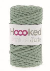 Jutegarn fair trade Garn von Hoooked mint - Handarbeit kaufen