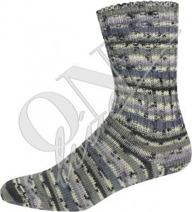 Socken   Gr. 43/44 Street color 2136