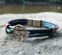 Echtleder Armband Einzelstück