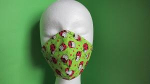 Mund-Nasenschutz für Kinder,Behelfsmaske,Baumwollmaske