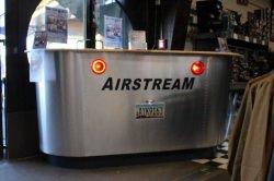Diner Theke / Tresen / Bar / Counter Airstream