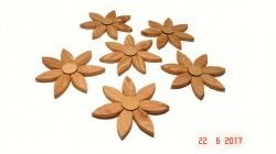 Holzblumen handgemacht für die Wand oder zum Aufhängen (Kopie id: 17665)