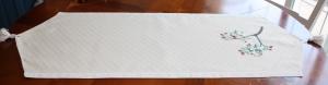 Tischläufer- Tischband- bestickt- handgefertigt- Größe: 105 x 42 cm- Unikat- Einzelstück - Handarbeit kaufen