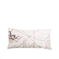 Deko-Kissen Seekarte 30 x 60 cm