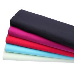 Jersey uni Textil Bekleidungsstoff Meterware Baumwolle verschiedene Farben