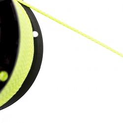 Neon Kordel Schnur Zier Band Seil Leine rund geflochten 6 mm Meterware Hoodie