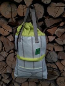 Rockzipfeltasche für Eltern mit anhänglichen Kindern - Handarbeit kaufen