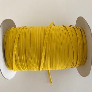 Gummiband 5mm gelb - Handarbeit kaufen