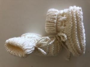 Babyschuhe   - Handarbeit kaufen