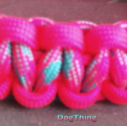 DogThing Paracord Halsband für kleine Hunde 2/17