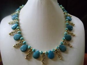 Casilica Collier Gems Statement Jewelry Neclaces