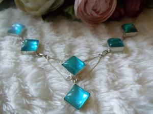 Mystic Topas Collier Jewelry Neclaces  - Handarbeit kaufen