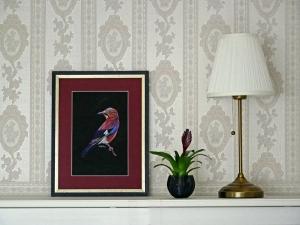 Fine Art Print EURASIAN JAY ★ auf Hahnemühle-Papier in Museumsqualität