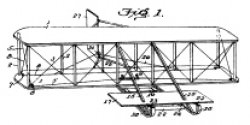 Kunstdruck Flugzeug