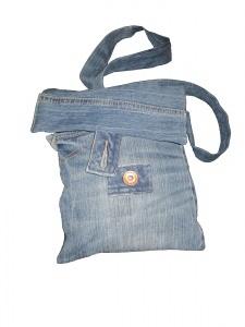 JT-009 Jeans-Tasche für Umweltbewusste Damen