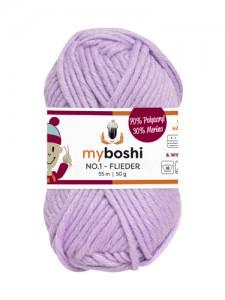 My Boshi No 1. - Flieder 161 Lieblingsfarben - Häkelgarn kaufen