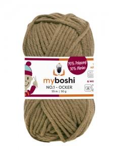 My Boshi No 1. - Ocker 172 Lieblingsfarben - Häkelgarn kaufen