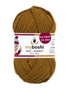 My Boshi No 1. - 50g Muskat 176 Lieblingsfarben - Häkelgarn kaufen - Handarbeit kaufen