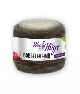 Mohair Woolly Hugs Bobbel Farbe 01 - kostenloser Versand