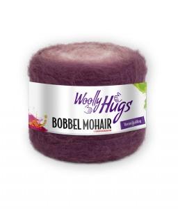 Woolly Hugs Bobbel Mohair Farbe 04 Farbverlaufsgarn 150g/Stück