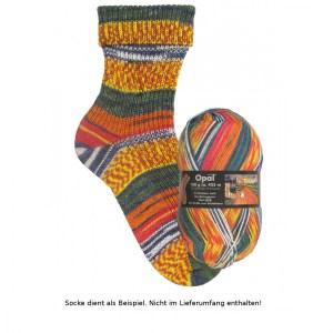 1430 Die Straße zum Sozialismus - Opal Hundertwasser Sockenwolle 100g - Handarbeit kaufen