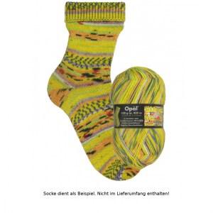 Opal Hundertwasser Sockenwolle 100g - 1431 Positive Seelenbäume - Handarbeit kaufen