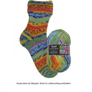 Opal Hundertwasser Sockenwolle - 3200 Kuss im Regen - Handarbeit kaufen