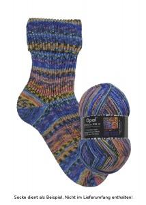 Opal Hundertwasser Sockenwolle - 3207 Save the Seas