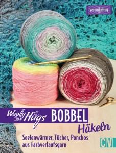 Woolly Hugs Buch - Häkeln lernen mit Farbverlaufsgarn
