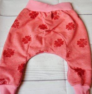 Pumphose Klee rosa Größe 62/68