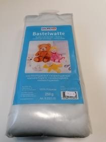 Bastelwatte Glorex; 100% Polyester; waschbar/hygienisch; 250g - Handarbeit kaufen