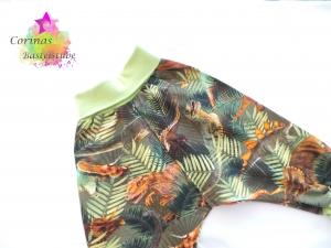 Handmade Pumphose aus Jersey Gr. 86/92 Dino / Dinosaurier - Handarbeit kaufen