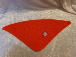 Halstuch Orange