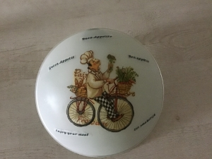 Küchenlampe ♥ Wandlampe ♥️ Einzigartig ♥️ Geschenk ♥ Vintage ♥  Unikat - Koch Retro - Handarbeit kaufen